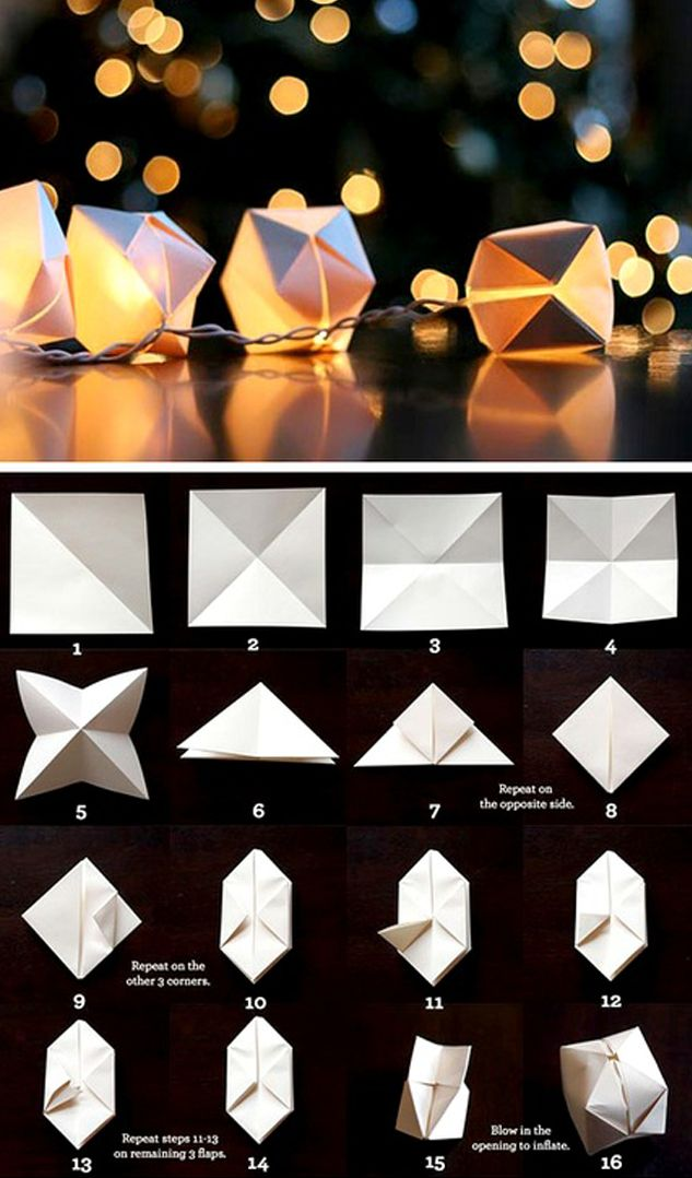origami-lights
